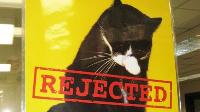 Use Rejection as a Creative Motivator