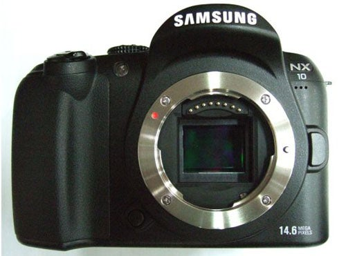 Samsung NX-10 Hybrid Camera: 'Cause the World Needed Another Camera Format
