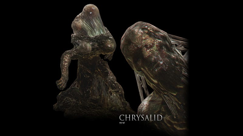 Here's A Handy Field Guide To Some Of The Creatures Of Resident Evil 6