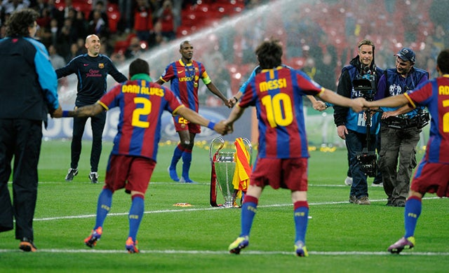 FC Barcelona Proved They Were The Best Team In All Of Professional Sports Yesterday