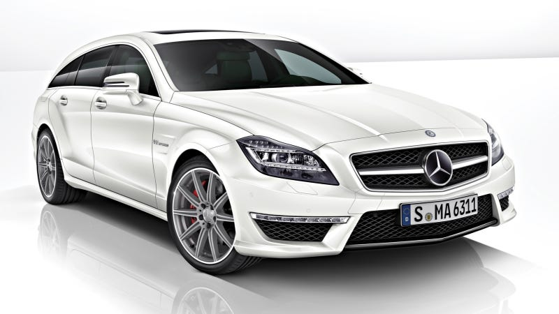 The 2014 Mercedes-Benz CLS63 Adds A Dose Of Sexy With Your Power