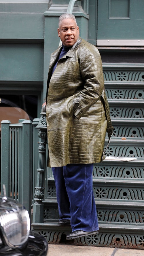 Andre Leon Talley: See You Later, Alligator