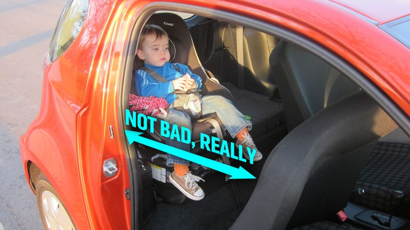 Will It Baby: 2013 Scion iQ