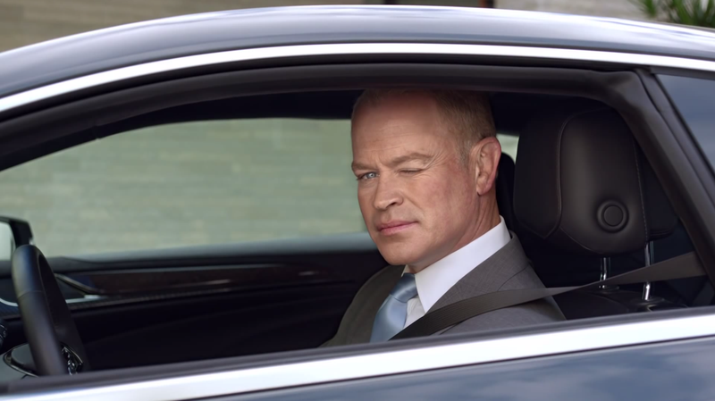Ford's Great Parody of Cadillac's Latest Rich-Asshole TV Ad