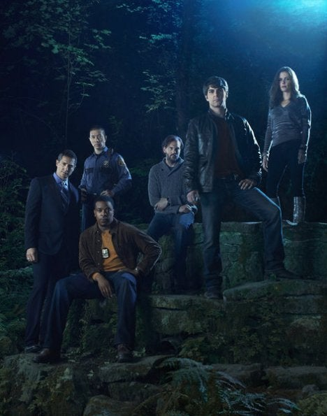 Grimm Cast Promo Pics