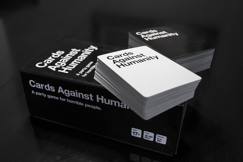 TAY Game Night - Cards Against Humanity