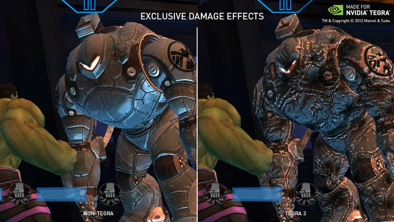 Avengers Initiative Now Available on Android With Extra Tegra 3 Sexiness