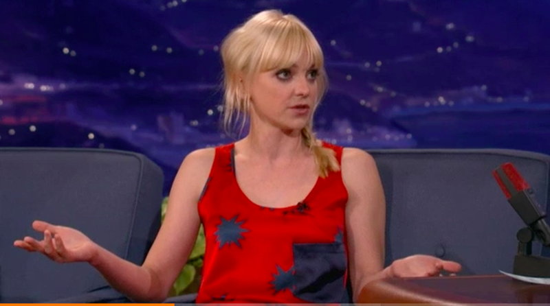 Anna Faris Opens Up About Her Barbie Whorehouse