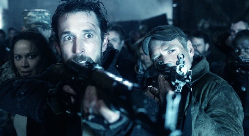 Falling Skies has officially lost its way