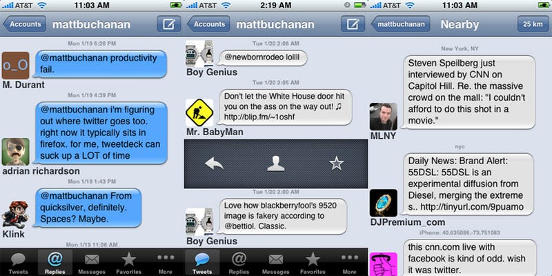 iPhone Twitter App Battlemodo: Best and Worst Twitter Apps for iPhone