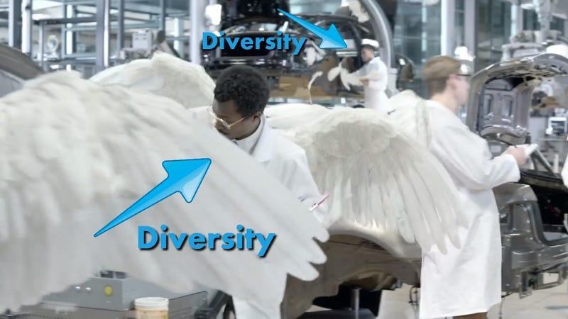 Volkswagen Celebrates Diversity With Women, Minorities In New Ad