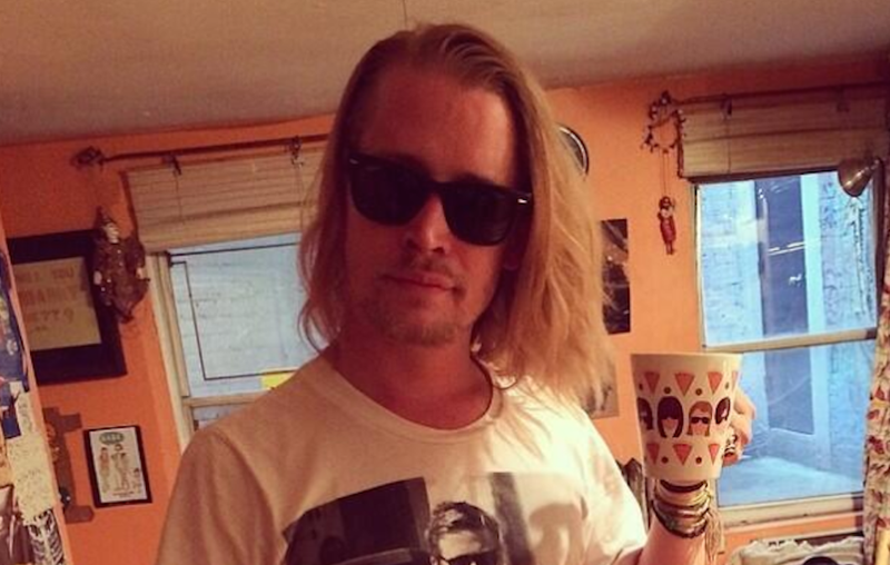 Macaulay Culkin Storms Off Stage After Drunk Fans Interrupt Kazoo Solo