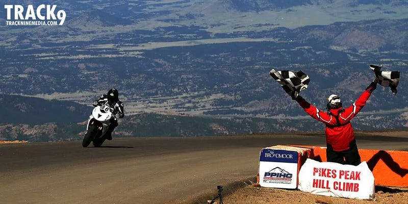 Witnessing Death At Pikes Peak