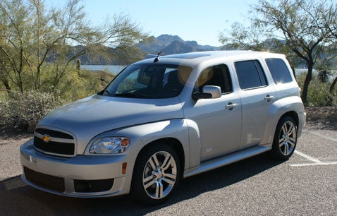 2008 Chevy HHR SS First Drive Preview: World's 2nd Fastest Breadvan, Priced At $22,995