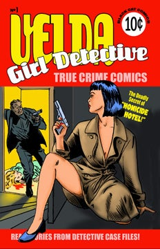 A heroine who went from burlesque dancing to crime fighting