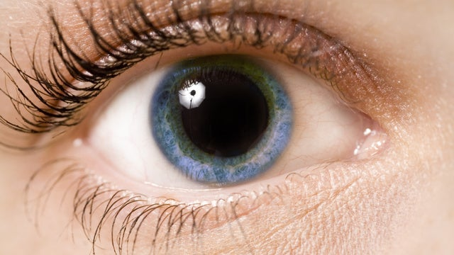 Why do your pupils get larger when you're on drugs?