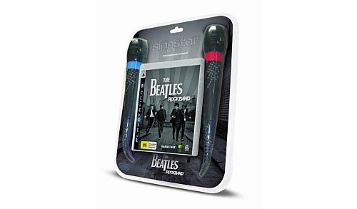 Oh, So There IS A Singstar: Beatles...Sort Of...