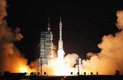 China hits publish too soon on spacewalk launch story