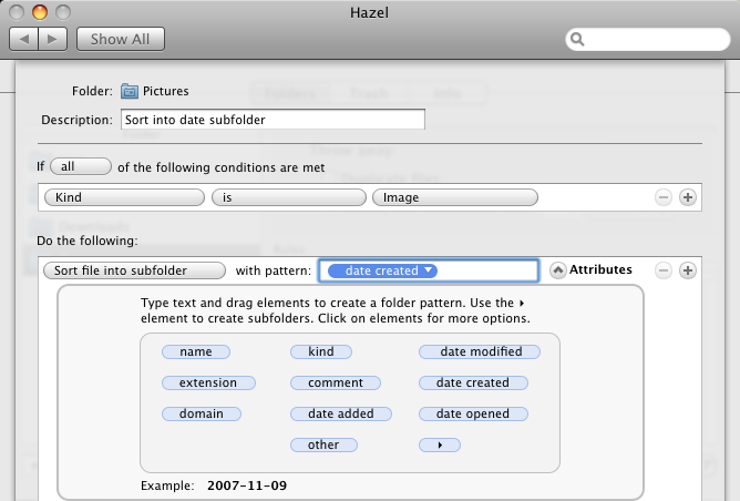 Set Up a Self-Cleaning Mac with Hazel