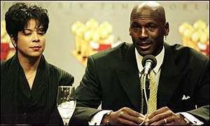 Michael Jordan Clears Himself of Excess Baggage