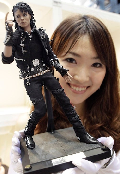 You Too Could Own A Miniature Michael Jackson!