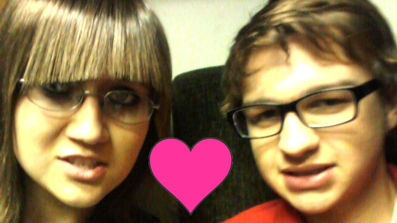 Angus T. Jones Is Dating Internet Celebrity 'Stalker Sarah'