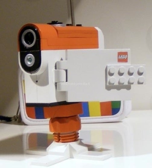 Lego Camcorder Continues Replacing Your Gadgets Brick by Brick
