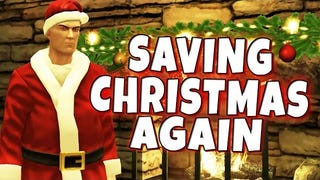 <i>Hitman</i> Is The Official Worst Host Of A Christmas Party