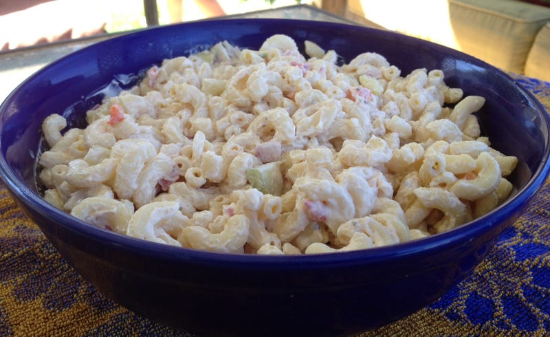 How To Make Macaroni Salad, The Very Least You Can Do