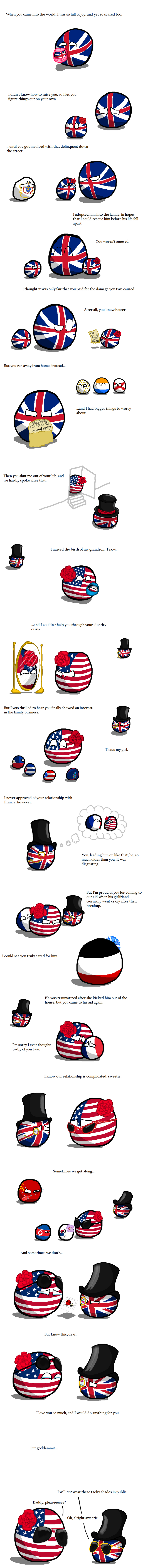 Daily Polandball: Holy shit, this one is long.