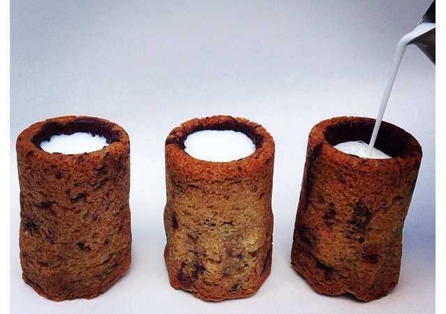 "I Want These ""Milk And Cookie Shots"" Right Now"