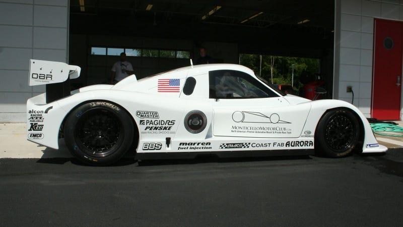 Riley Track Day Car at Monticello