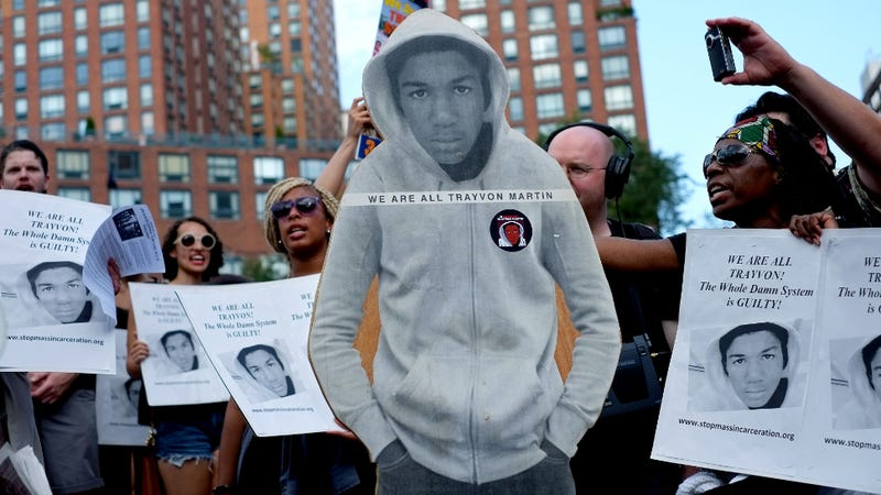 """We Are Not Trayvon Martin"" Campaign Turns Protest Meme on Its Head"