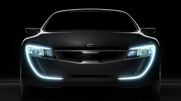 Kia to Show Off Sports Coupe Concept in Frankfurt