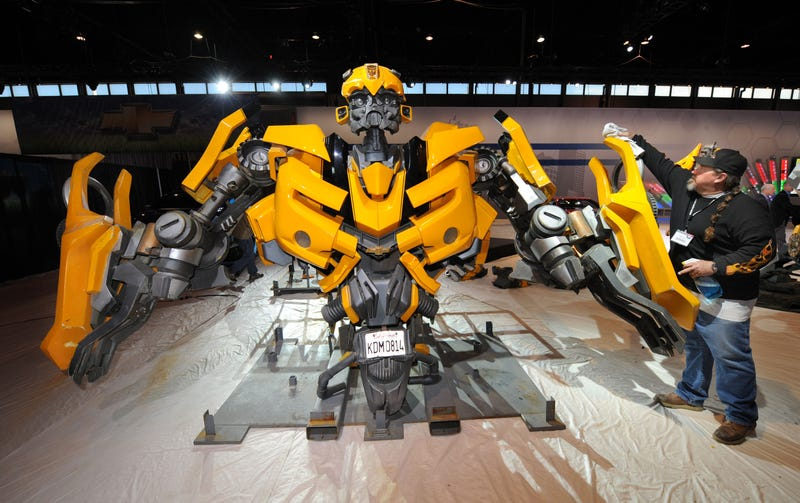 How To Build Bumblebee