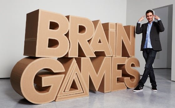 Brain Games Serves Up Food For Thought