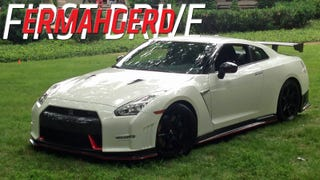 Oh Yeah, The GT-R Nismo Is Way Wilder To Drive Than The Regular GT-R