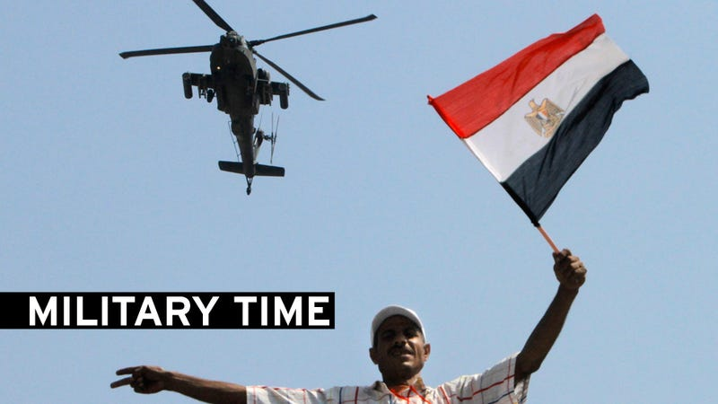 Egypt Is Hours Away from an Army Coup