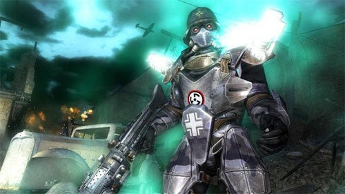 Wolfenstein PC Demo Now Available