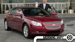 If Chevy Can't Build A Good Malibu They're Doomed