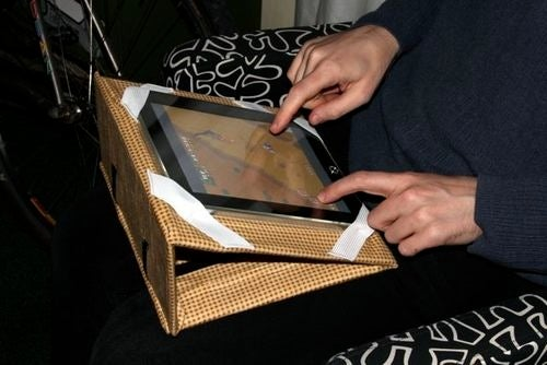Seven DIY iPad Stands for Six Bucks or Less