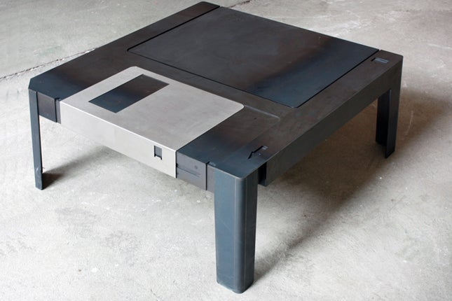 The Floppy Table