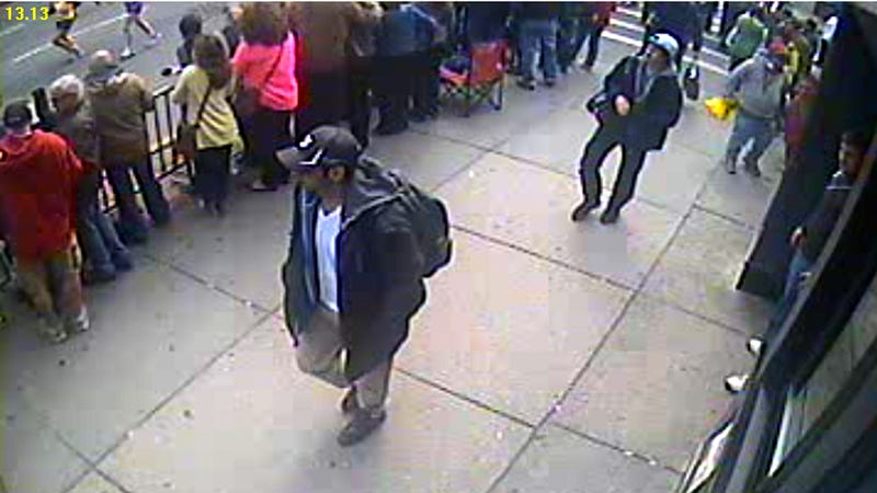 Here Are the FBI Suspects in the Boston Marathon Bombing