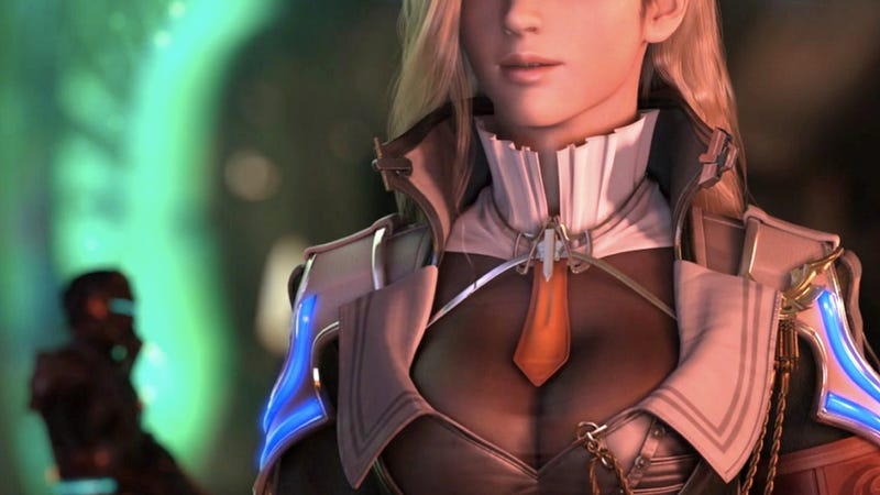 Looks Don't Come First With Final Fantasy's Leading Ladies