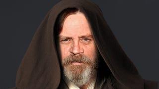 This is how Luke Skywalker looks in the new <em>Star Wars</em>