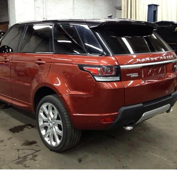 2014 Range Rover Sport: This Is It