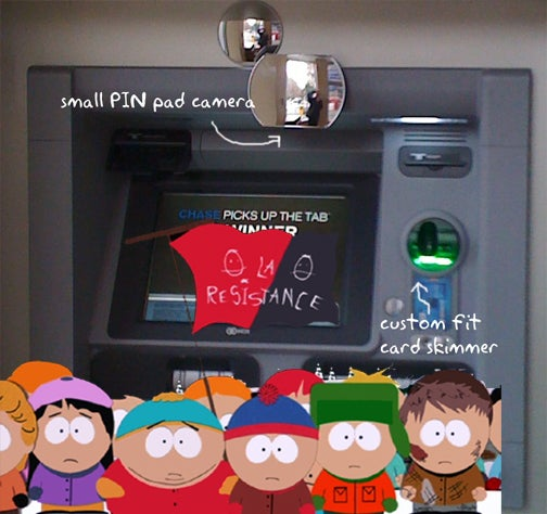 Card Skimmer Beatdown: We Want You