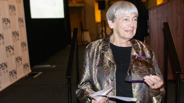 The Night Belongs To Ursula Le Guin