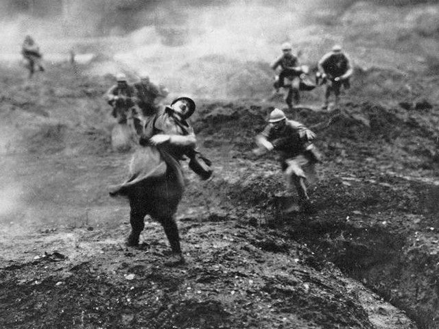 WWI and Climate Change Show How Bad We Are At Confronting Catastrophe