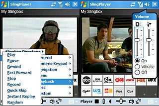 New Windows Mobile Slingplayer Coming Soon (iPhone Version a Possibility)